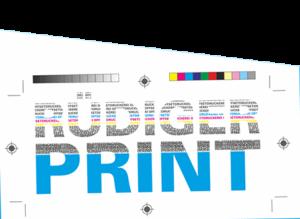Druckerei in Limbach-Oberfrohna Druckerei in Sachsen  neuste Drucktechnik Druckprodukte Rüdiger print